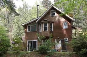 Main Photo: 506 Collins Road in Bowen Island: House for sale : MLS®# R2060717