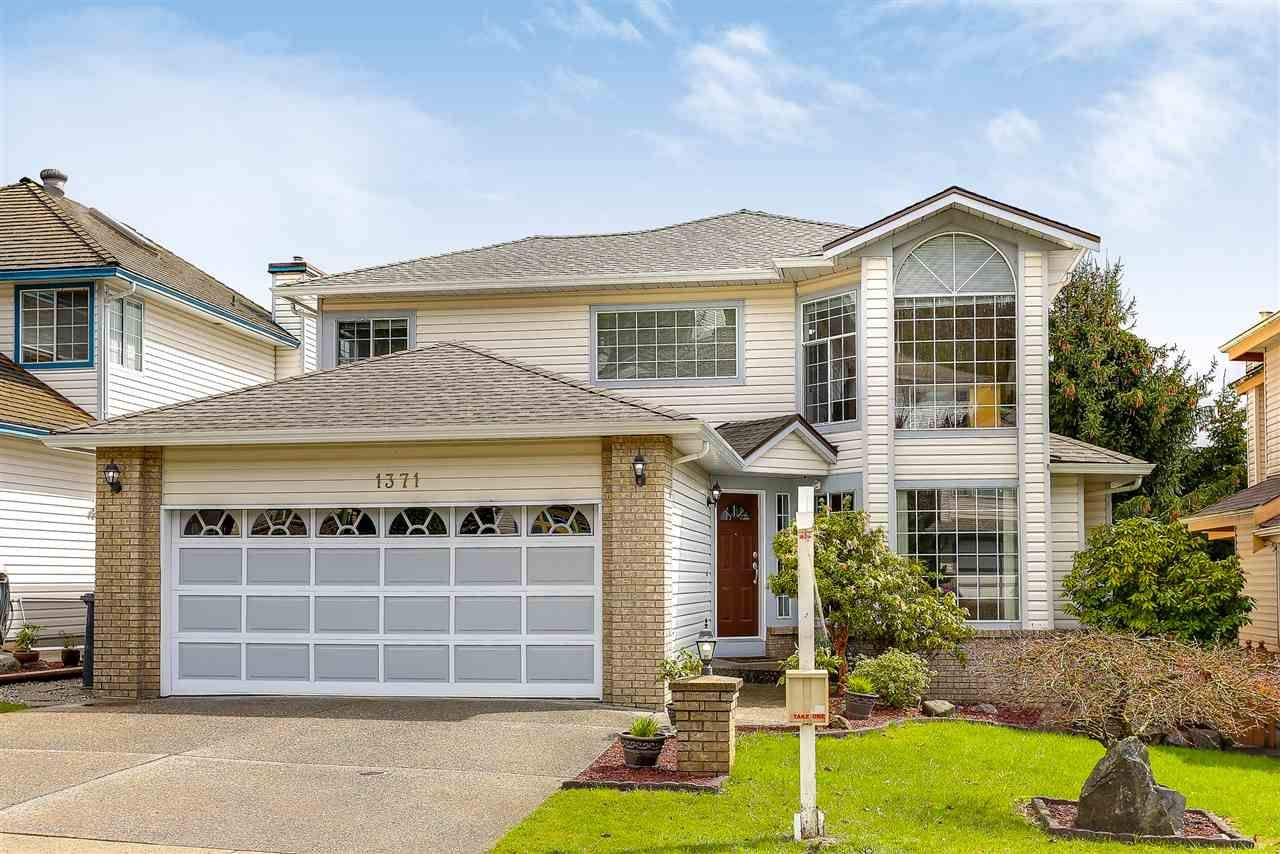 Main Photo: 1371 KENNEY STREET in Coquitlam: Westwood Plateau House for sale : MLS®# R2154830