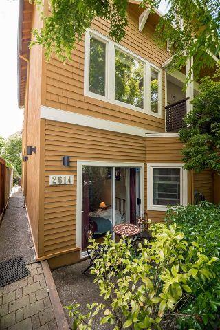 "Photo 18: 2614 W 5TH Avenue in Vancouver: Kitsilano 1/2 Duplex for sale in ""SWEET, SWEET KITSILANO, BABY"" (Vancouver West)  : MLS®# R2180188"