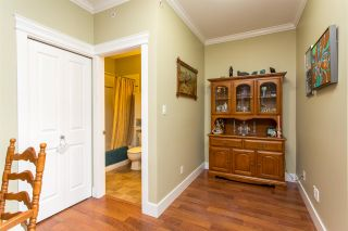 """Photo 13: 408 33338 MAYFAIR Avenue in Abbotsford: Central Abbotsford Condo for sale in """"The Sterling"""" : MLS®# R2456135"""
