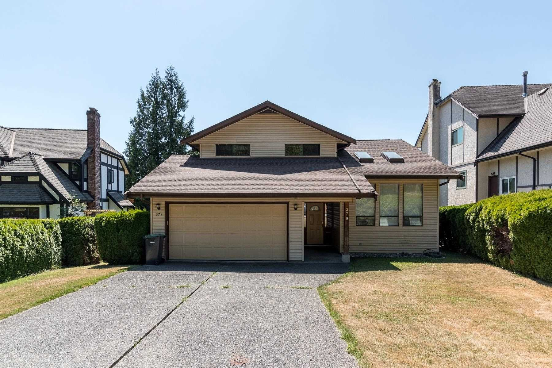 """Main Photo: 378 BALFOUR Drive in Coquitlam: Coquitlam East House for sale in """"DARTMOOR HEIGHTS"""" : MLS®# R2600428"""