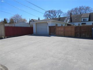 Photo 17: 621 Lansdowne Avenue in Winnipeg: West Kildonan Residential for sale (4D)  : MLS®# 1907858