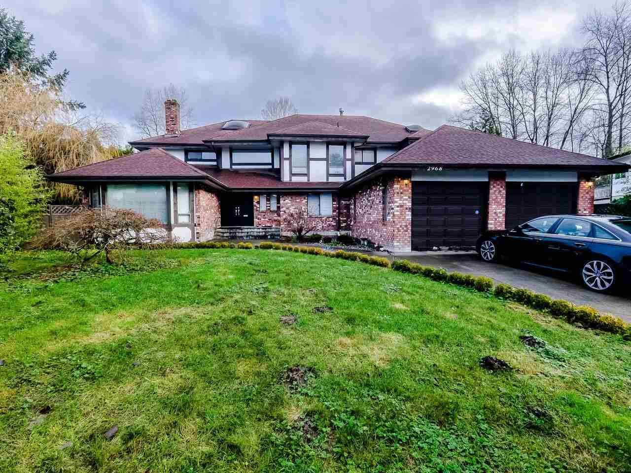 Main Photo: 2968 CHICORY PLACE in Burnaby: Government Road House for sale (Burnaby North)  : MLS®# R2526506