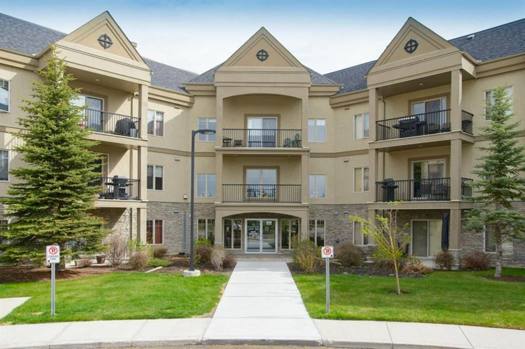 Main Photo: 125 52 CRANFIELD Link SE in Calgary: Cranston Apartment for sale : MLS®# A1108403