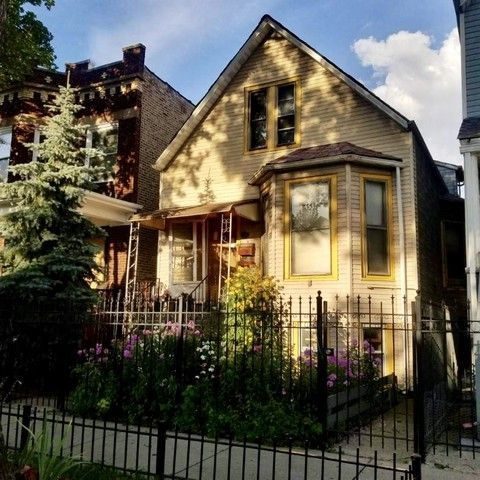 Main Photo: 1621 Keeler Avenue in CHICAGO: CHI - Humboldt Park Single Family Home for sale ()  : MLS®# MRD10468285