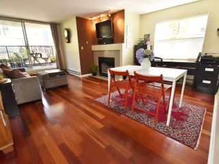 """Photo 5: 107 925 W 15TH Avenue in Vancouver: Fairview VW Condo for sale in """"THE EMPEROR"""" (Vancouver West)  : MLS®# R2094546"""
