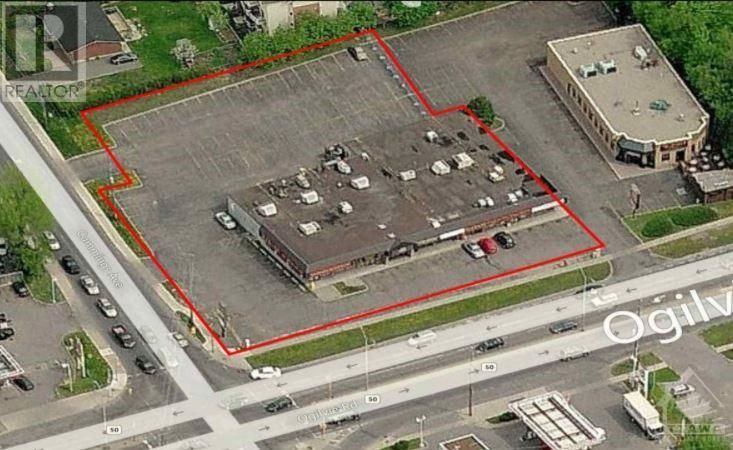 Main Photo: 1137 OGILVIE ROAD in Ottawa: Vacant Land for sale : MLS®# 1227049