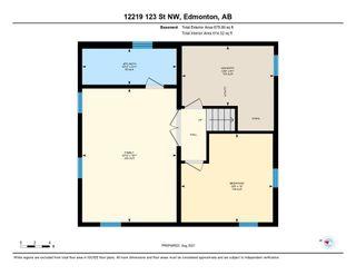 Photo 34: 12219 123 Street in Edmonton: Zone 04 House for sale : MLS®# E4258831