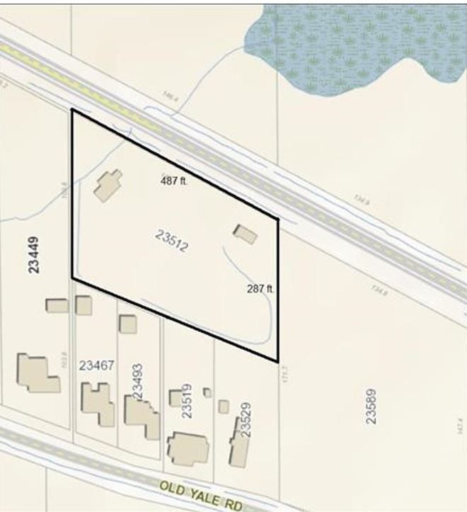 Main Photo: 23512 FRASER HIGHWAY in Langley: Campbell Valley Industrial for sale
