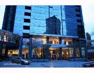 """Main Photo: 1102 1050 BURRARD Street in Vancouver: Downtown VW Condo for sale in """"WALL CENTRE"""" (Vancouver West)  : MLS®# V669788"""
