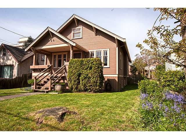 Main Photo: 407 FADER Street in New Westminster: Sapperton House for sale : MLS®# V1003550