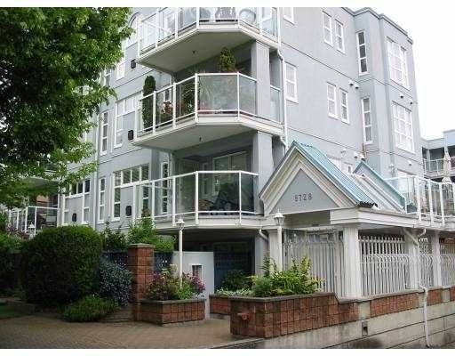 """Main Photo: 8728 SW MARINE Drive in Vancouver: Marpole Condo for sale in """"RIVERVIEW COURT"""" (Vancouver West)  : MLS®# V638262"""