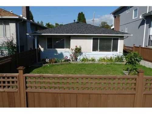 Main Photo: 4715 ALBERT Street in Burnaby North: Capitol Hill BN Home for sale ()  : MLS®# V853398