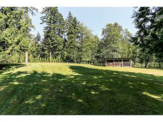 Photo 20: 21980 100TH Avenue in Langley: Fort Langley House for sale : MLS®# F1448299