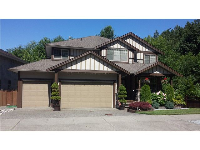 """Main Photo: 24625 MCCLURE Drive in Maple Ridge: Albion House for sale in """"THE UPLANDS"""" : MLS®# V1075091"""
