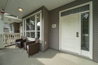 Photo 2: 24 5999 ANDREWS ROAD in Richmond: Steveston South Townhouse for sale : MLS®# R2334444