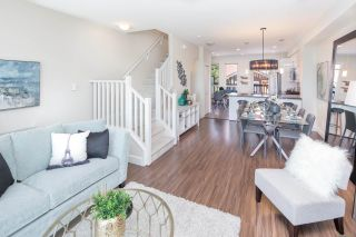 """Photo 1: 33 3431 GALLOWAY Avenue in Coquitlam: Burke Mountain Townhouse for sale in """"Northbrook"""" : MLS®# R2179583"""