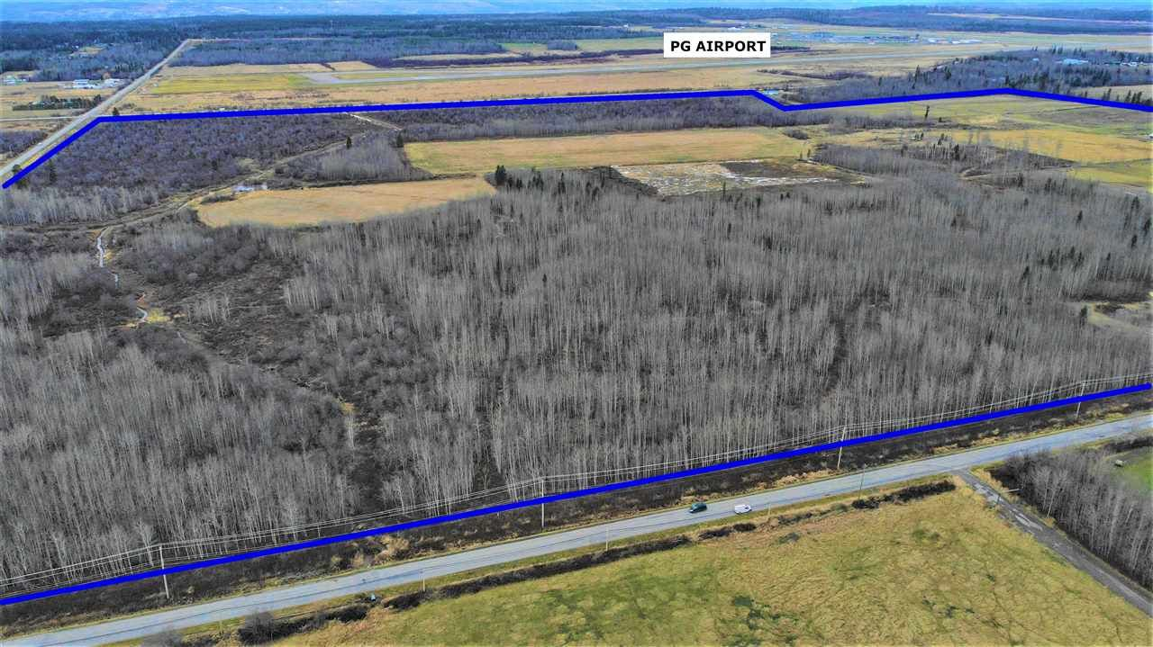 Main Photo: 5675 BLACKBURN Road in Prince George: Pineview Land Commercial for sale (PG Rural South (Zone 78))  : MLS®# C8034975