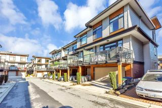 """Photo 1: 89 16488 64 Avenue in Surrey: Cloverdale BC Townhouse for sale in """"Harvest at Bose Farm"""" (Cloverdale)  : MLS®# R2537082"""