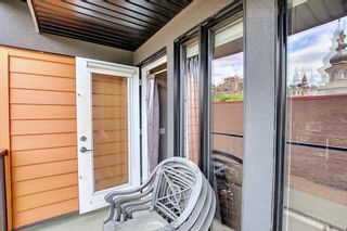 Photo 16: 304 414 MEREDITH Road NE in Calgary: Crescent Heights Apartment for sale : MLS®# A1119417