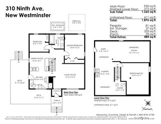 Photo 19: 310 NINTH Avenue in New Westminster: GlenBrooke North House for sale : MLS®# R2271565