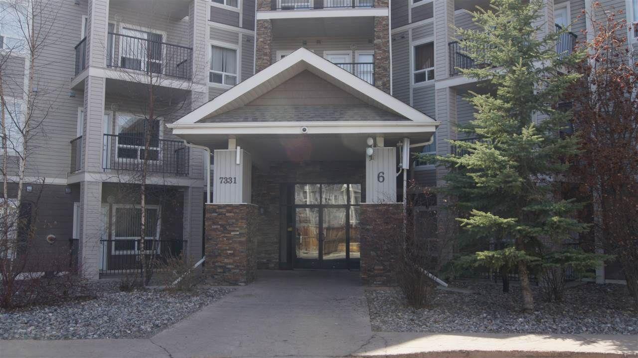 Main Photo: 6418 7331 SOUTH TERWILLEGAR Drive in Edmonton: Zone 14 Condo for sale : MLS®# E4237755