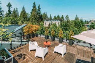 """Photo 3: 410 9350 UNIVERSITY HIGH Street in Burnaby: Simon Fraser Univer. Townhouse for sale in """"Lift"""" (Burnaby North)  : MLS®# R2468337"""