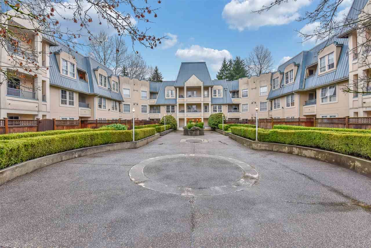 """Main Photo: 208 295 SCHOOLHOUSE Street in Coquitlam: Maillardville Condo for sale in """"CHATEAU ROYALE"""" : MLS®# R2534228"""