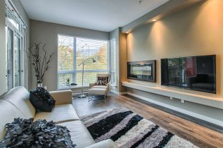 """Photo 2: 312 2242 WHATCOM Road in Abbotsford: Abbotsford East Condo for sale in """"WATERLEAF"""" : MLS®# R2016906"""