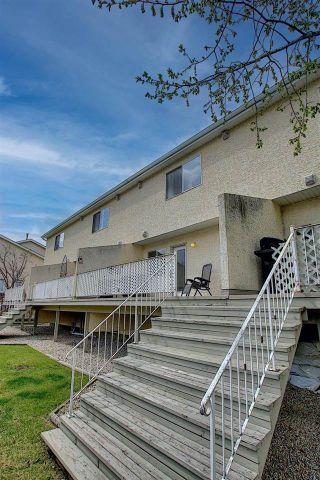 Photo 43: 14 11717 9B Avenue in Edmonton: Zone 16 Townhouse for sale : MLS®# E4244268