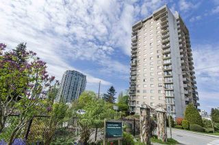 """Photo 18: 1804 145 ST. GEORGES Avenue in North Vancouver: Lower Lonsdale Condo for sale in """"Talisman Tower"""" : MLS®# R2426271"""