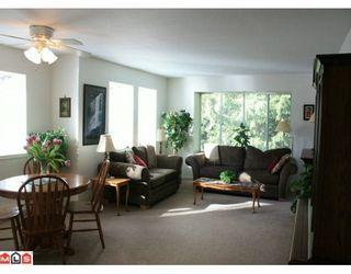 "Photo 2: 501 1750 MCKENZIE Road in Abbotsford: Poplar Townhouse for sale in ""ALDERGLEN"" : MLS®# F1004603"