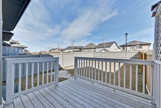 Photo 28: 4075 Allan Cres SW in Edmonton: Ambleside House Half Duplex for sale : MLS®# E4151549