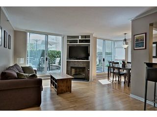 """Photo 2: 211 500 W 10TH Avenue in Vancouver: Fairview VW Condo for sale in """"Cambridge Court"""" (Vancouver West)  : MLS®# V1082824"""