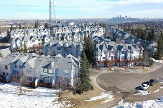 Photo 44: 91 Patina Rise SW in Calgary: Patterson Row/Townhouse for sale : MLS®# A1071867