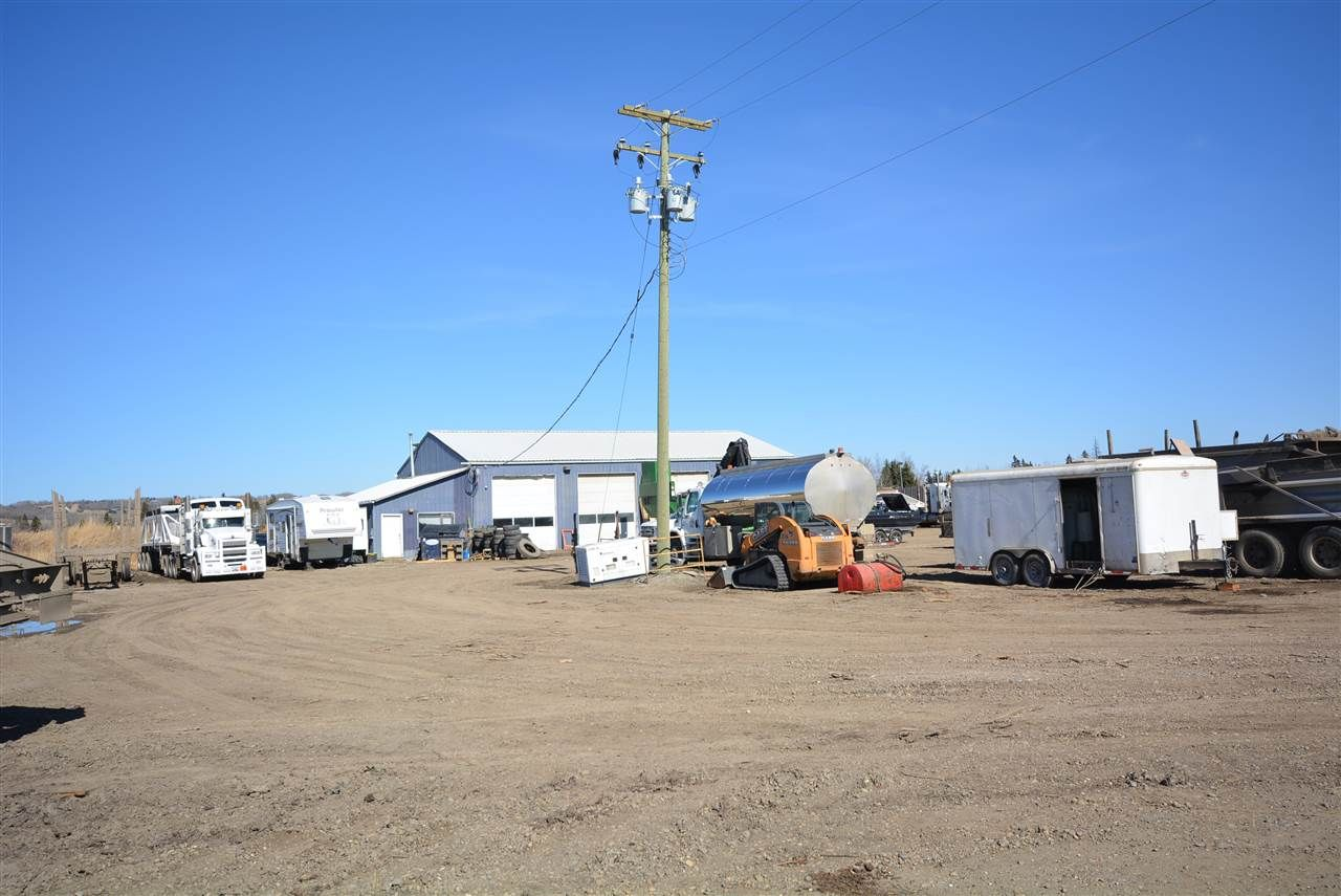 Photo 3: Photos: 11064 269 Road in Fort St. John: Fort St. John - Rural W 100th Industrial for sale (Fort St. John (Zone 60))  : MLS®# C8037830