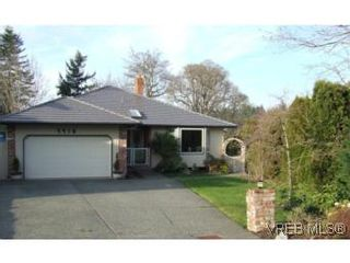 Photo 1: 4418 Strom Ness Pl in VICTORIA: SW Royal Oak House for sale (Saanich West)  : MLS®# 532460