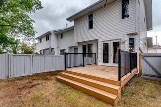 Photo 28: 15819 69 Street in Edmonton: Zone 28 House Half Duplex for sale : MLS®# E4253647