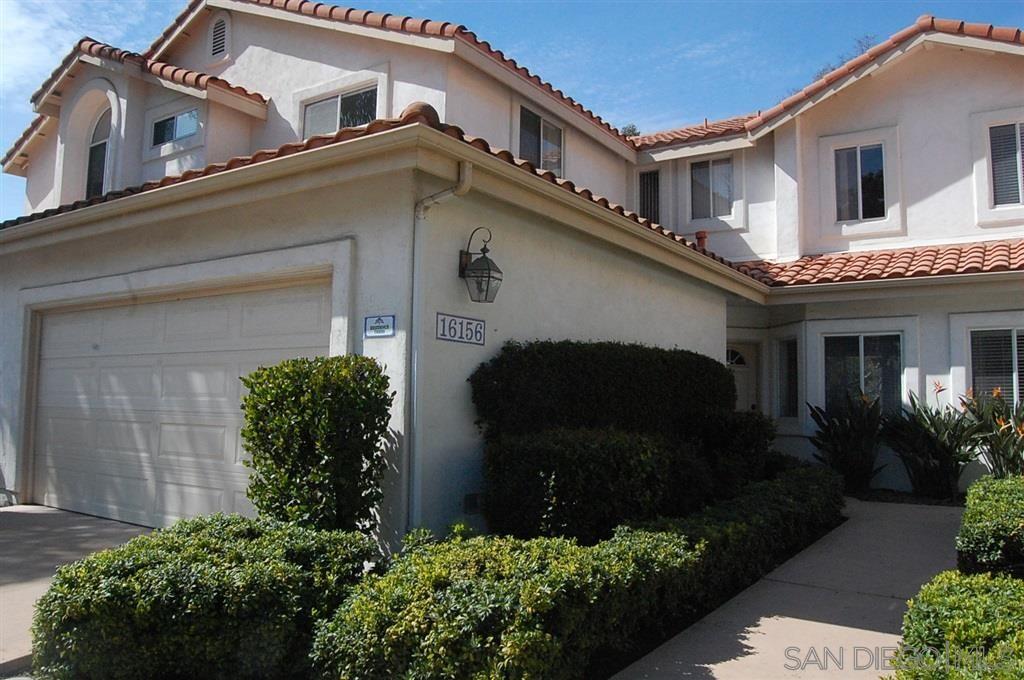 Main Photo: RANCHO BERNARDO Condo for sale : 3 bedrooms : 16156 Avenida Venusto #3 in San Diego