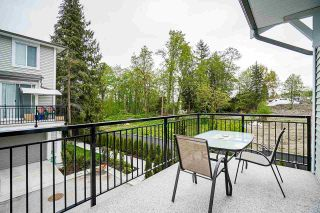"""Photo 21: 8 9688 162A Street in Surrey: Fleetwood Tynehead Townhouse for sale in """"CANOPY LIVING"""" : MLS®# R2573891"""