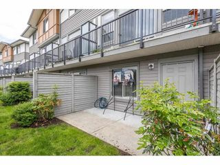 """Photo 34: 93 34248 KING Road in Abbotsford: Poplar Townhouse for sale in """"ARGYLE"""" : MLS®# R2585152"""