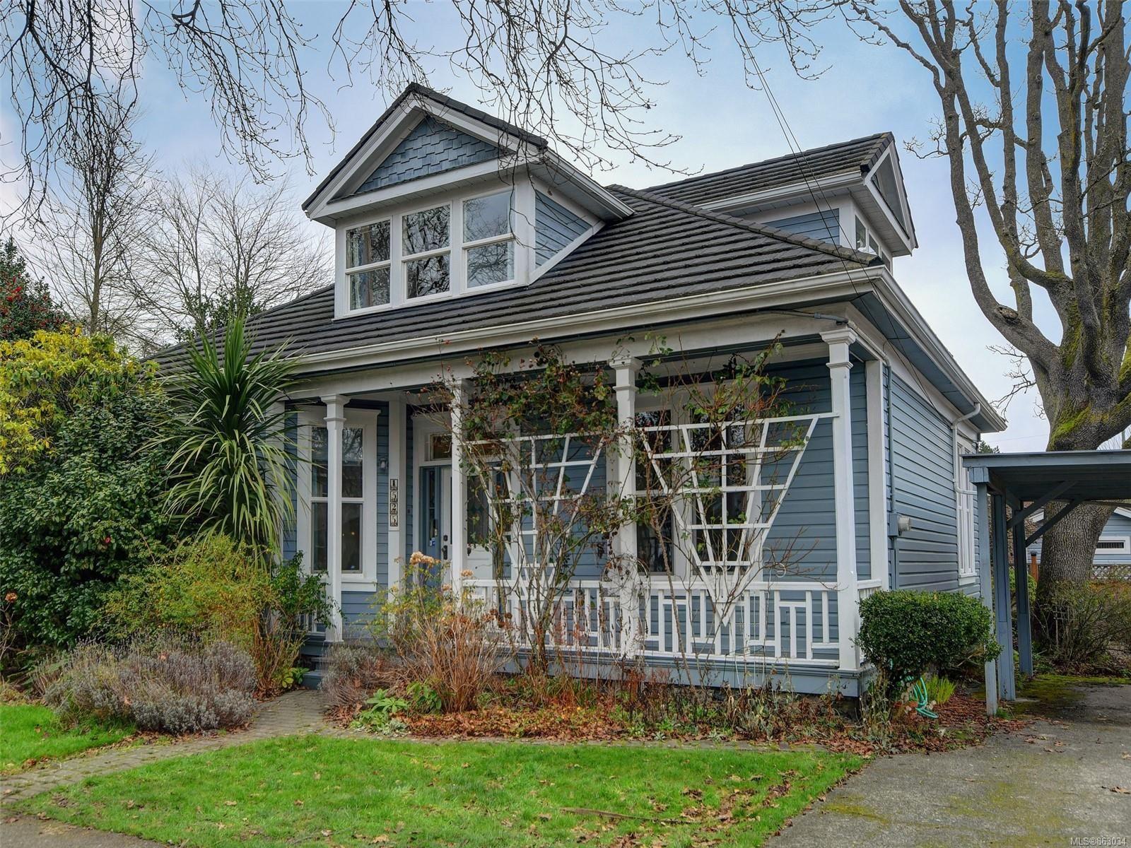 Main Photo: 1525 Davie St in : Vi Jubilee House for sale (Victoria)  : MLS®# 863034