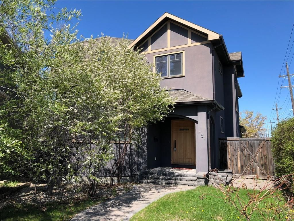 Main Photo: 151 34A Street NW in Calgary: Parkdale Detached for sale : MLS®# C4297304