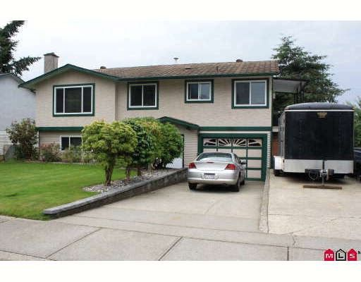"""Main Photo: 3055 MCCRAE Street in Abbotsford: Abbotsford East House for sale in """"MCMILLAN AREA"""" : MLS®# F2914670"""