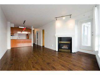 "Photo 2: 704 1818 W 6TH Avenue in Vancouver: Kitsilano Condo for sale in ""CARNEGIE"" (Vancouver West)  : MLS®# V924577"