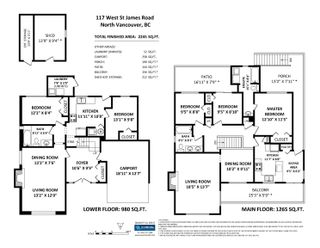 Photo 31: 117 W ST. JAMES Road in North Vancouver: Upper Lonsdale House for sale : MLS®# R2614107