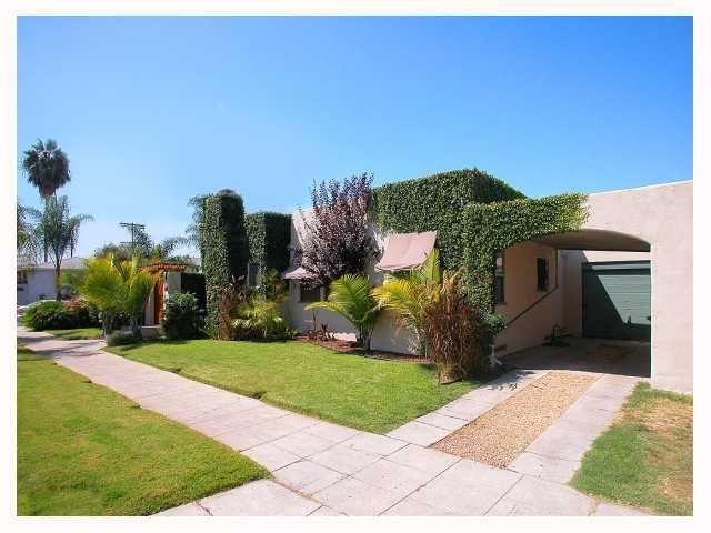 Main Photo: KENSINGTON House for sale : 3 bedrooms : 4502 Marlborough Drive in San Diego