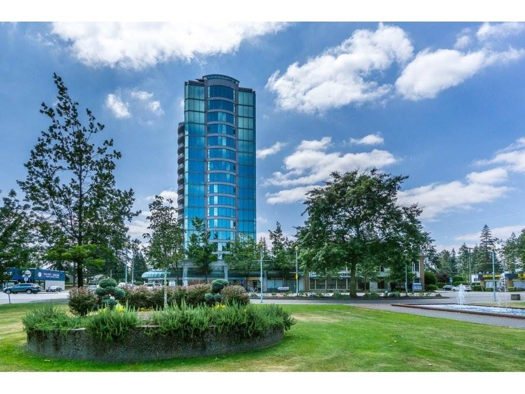 """Main Photo: 1101 32330 S FRASER Way in Abbotsford: Abbotsford West Condo for sale in """"Towne Centre Tower"""" : MLS®# R2111133"""