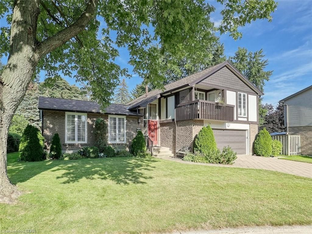 Main Photo: 28 LYNNGATE Court in London: South M Residential for sale (South)  : MLS®# 40155332