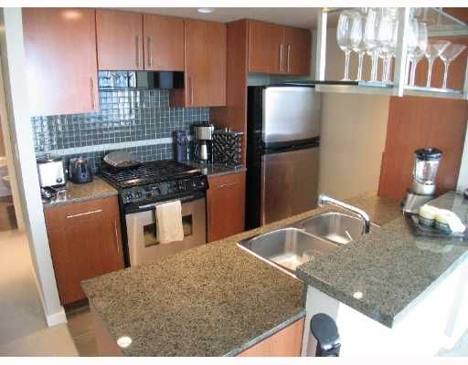 """Photo 6: Photos: 583 BEACH Crescent in Vancouver: False Creek North Condo for sale in """"TWO PARKWEST"""" (Vancouver West)  : MLS®# V634850"""